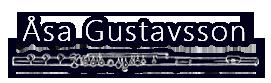 Åsa Gustavsson